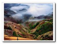 游桂林龙脊
