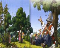 《巨人的花园》第二课时教学设计