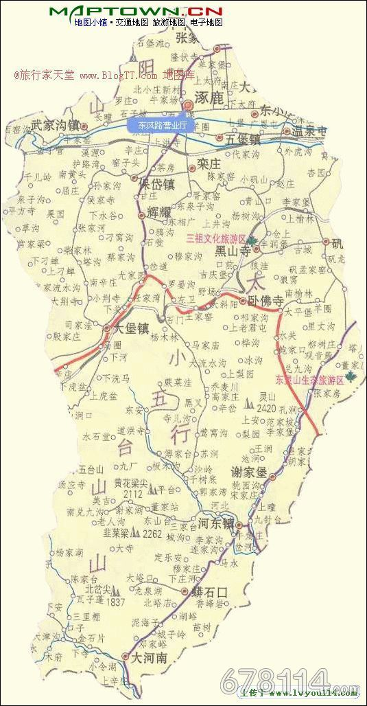 河北省张家口市涿鹿试验区