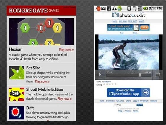 Adobe Flash 播放器--android平台软件