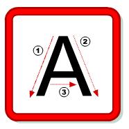 聪明宝贝学字母
